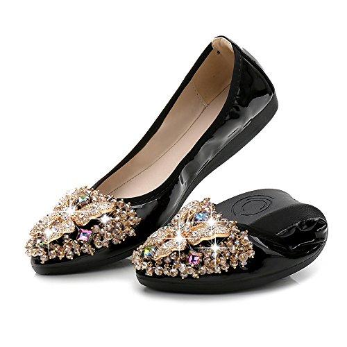 tacón Zapatos five Heel de baja Thirty con bajo Shoes HqAaqU