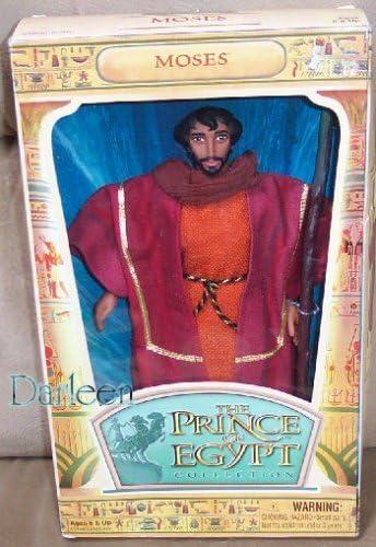 El Príncipe De Muñeca De Egipto Moses Por Hasbro Toys Games