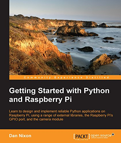 Download Getting Started with Python and Raspberry Pi Pdf
