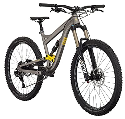 Diamondback Bicycles 2016 Mission 2 Complete All Mountain Full Suspension Bike