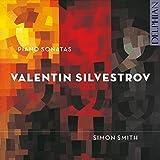 Music : Valentin Silvestrov: Piano Sonatas