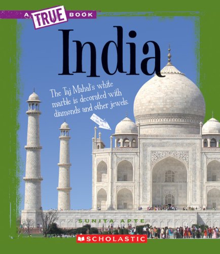 India (A True Book: Geography: Countries)