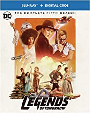 DC's Legends of Tomorrow: The Complete Fifth Season (Blu-ray + Digital + Bonus D