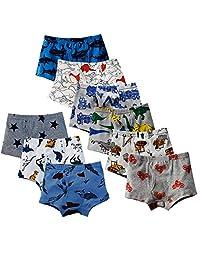 001812bd35dc JackLoveBriefs Boys Cool Cotton Boxer Brief Underwear (Pack of 9)