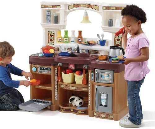 Rise And Shine Kitchen Neutral By Step2 Kitchen Playsets Amazon Canada