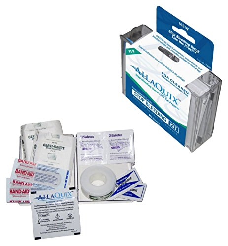 Inspiration Medical Technology AllaQuix Kit First Aid product image