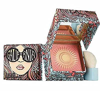 Benefit Cosmetics Blusher Blush Galifornia .17 Ounce Sunny Golden Pink
