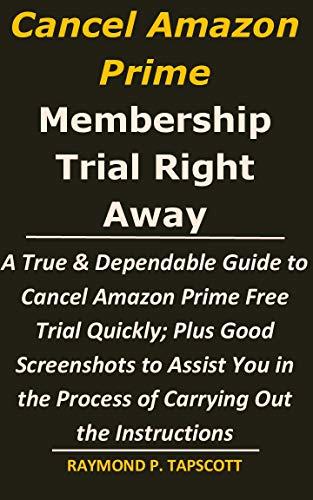 stop amazon prime membership - 7