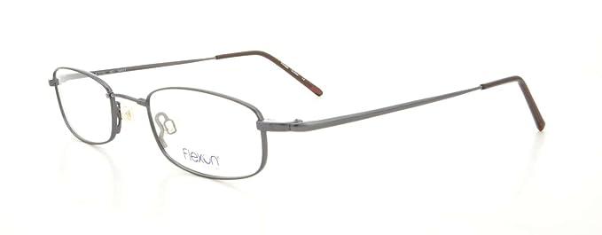 FLEXON 617 Eyeglasses 414 Navy 49-20-145: Amazon.co.uk: Clothing