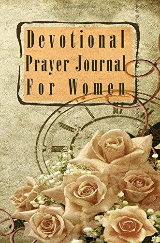 Devotional Prayer Journal For Women: Blank Prayer Journal, 6 x 9, 108 Lined Pages