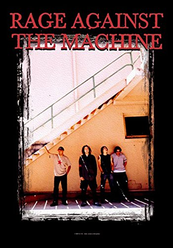 ratm Rage Against The Machine textle Poster ()