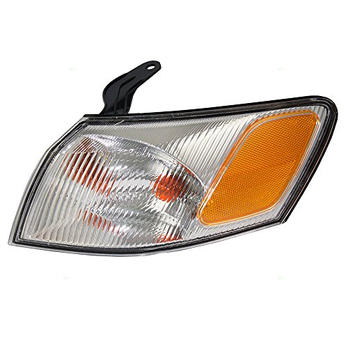 Drivers Park Signal Corner Marker Light Lamp Lens Replacement for Toyota 81520-AA010 AutoAndArt ()