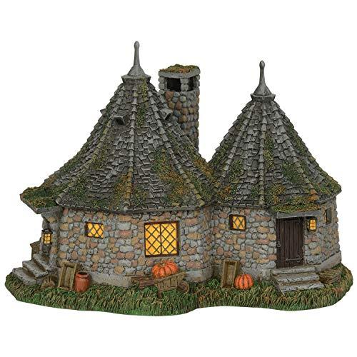 Department 56 Harry Potter Village Hagrid's Hut Lit Building, ()
