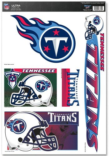 ee Titans Multi Use Decal, 11 x 17 ()