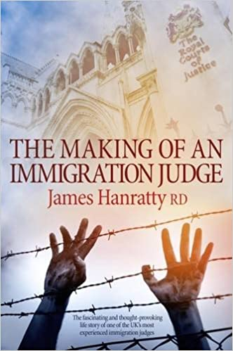 Book The Making of an Immigration Judge
