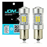 Automotive : JDM ASTAR 1260 Lumens Extremely Bright PX Chips 1156 1141 1073 7506 White Backup Reverse LED Bulbs