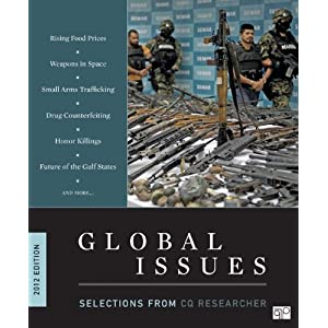 Global Issues 2012 Inc. Congessional Quarterly