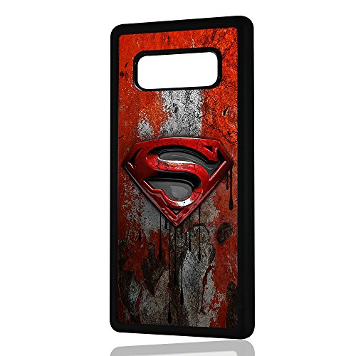 (for Samsung Galaxy S10e) Durable Protective Soft Back Case Phone Cover - A11009 Super Hero Superman -