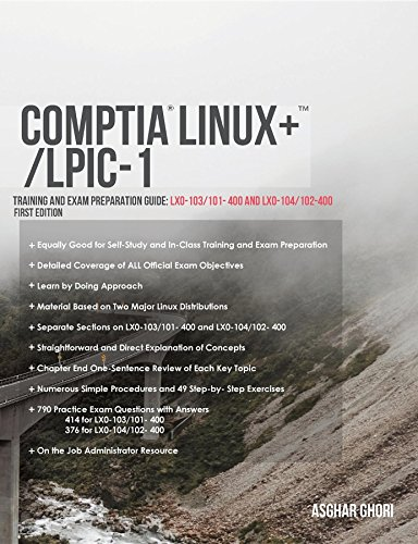 Amazon.com: CompTIA Linux+/LPIC-1: Training and Exam Preparation ...