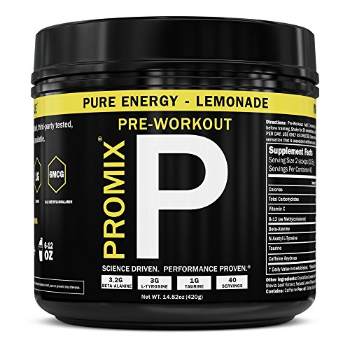 ProMix Nutrition Preworkout_Lemonade Pre Workout Lemonade product image