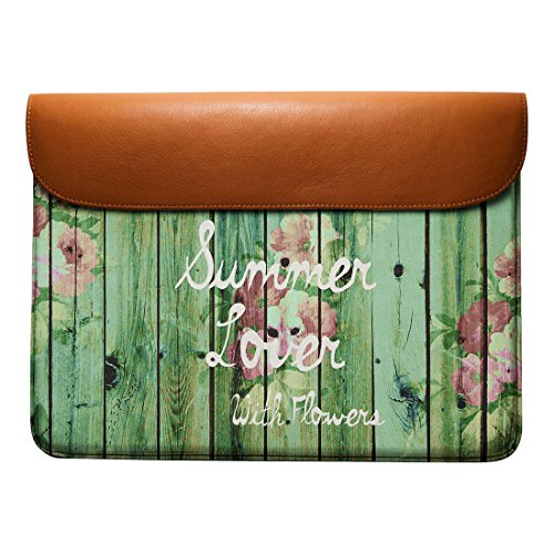 With Real Lover Macbook Pro Leather Summer 13 Air For Sleeve Envelope DailyObjects Flowers 1fIxEpAwpq