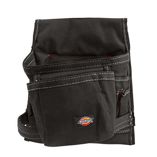 Dickies Work Gear 57075 8-Pocket Tool and Utility Pouch by Dickies Work Gear