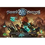 Ares Games Current Edition Sword and Sorcery Board Game