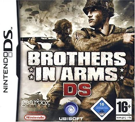 Ubisoft Brothers in Arms DS Nintendo DS™ - Juego (ENG): Amazon.es ...