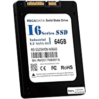 RECADATA 2.5 Inch SATA III MLC industrial Grade Enterprise Class Solid State Drive SSD 64GB