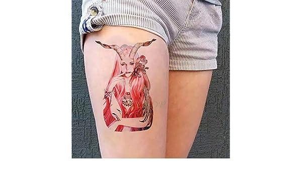 5 Piezas de Pegatinas de Tatuaje a Prueba de Agua Ancla Tatuaje de ...