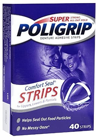 seal comfort strips poligrip super