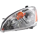2004 altima headlight assembly - Evan-Fischer EVA13572030248 Headlight for ALTIMA 02-04 LH Assembly Halogen With Bulb(s) Driver Side