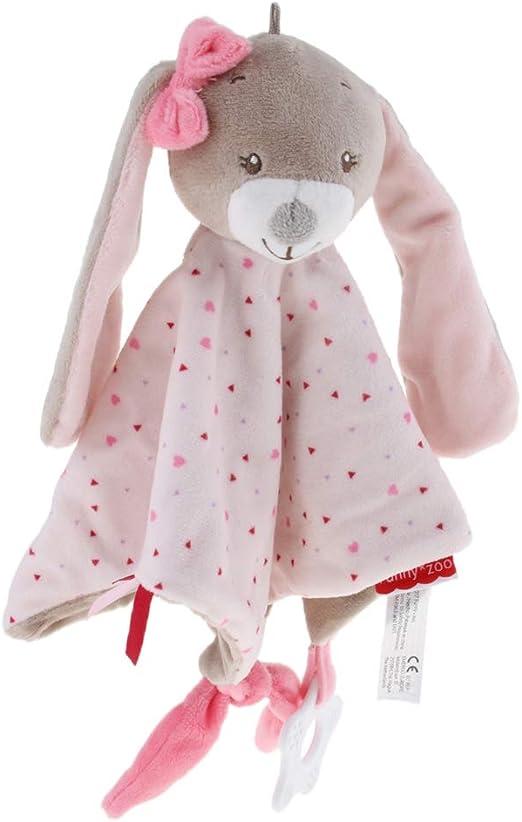 EinhornLiebe Couverture douillette en polaire douce avec licorne 130 x 81 cm pour enfant b/éb/é rose
