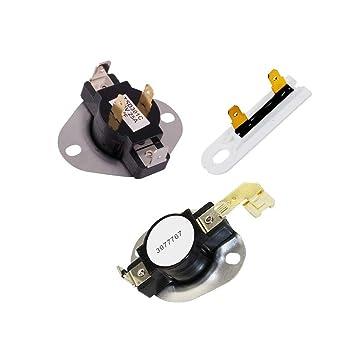 3392519 & -3387134 & 3977767 - Kit de repuesto de termostato y secador térmico -