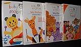 Baby Einstein Collection 4 DVD's (Baby da Vinci, Baby Monet, Baby Beethoven, Baby Mozart) Image