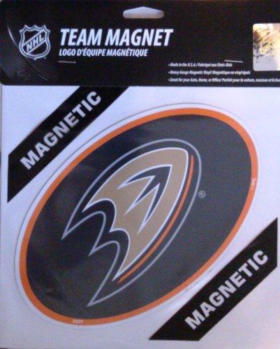 NHL Anaheim Ducks 8-Inch Team Magnet by Fremont Die