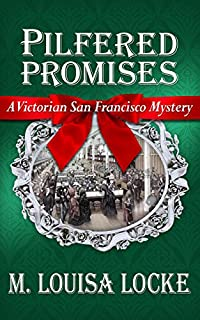 Pilfered Promises by M. Louisa Locke ebook deal