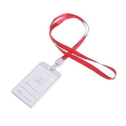 Amazon.com : Qupida Aluminum Alloy ID Credit Bus Card Case ...