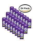 PACK OF 24 - Lady Speed Stick Invisible Dry Antiperspirant/Deodorant Powder Fresh, 2.3 OZ