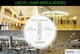 QUEST MANUFACTURING LED G24 4-Pin PL Lamp