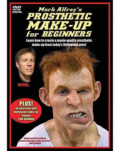 Dvd - Prosthetic Make-Up For Beginners