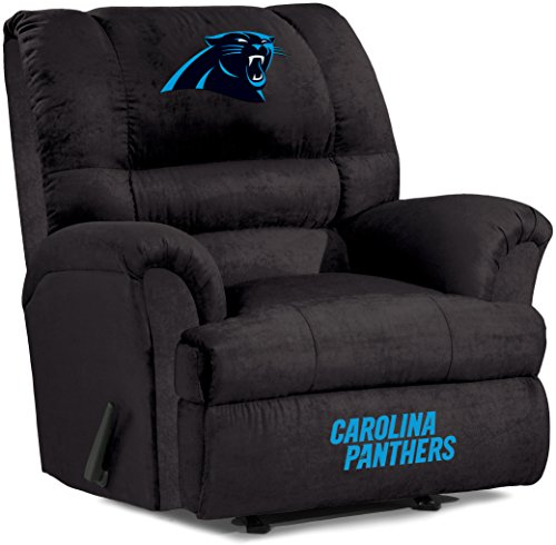 Carolina Panthers Recliner Panthers Leather Recliner