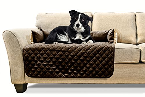 Furhaven Pet Sofa Buddy Pet Bed Furniture Cover Medium Espresso Clay 11street