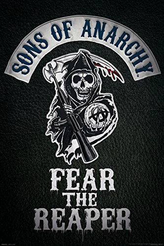 Sons Of Anarchy - TV Show Poster