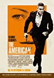 The American Movie Poster (27 x 40 Inches - 69cm x 102cm) (2010) Italian -(George Clooney)(Bruce Altman)(Thekla Reuten)(Irina Björklund)(Violante Placido)(Samuli Vauramo)