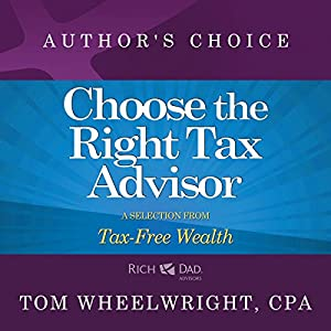 Choose the Right Tax Advisor and Preparer Hörbuch