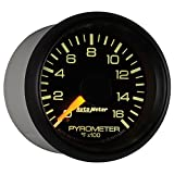 Auto Meter 8344 Chevy Factory Match Electric Pyrometer Gauge Kit
