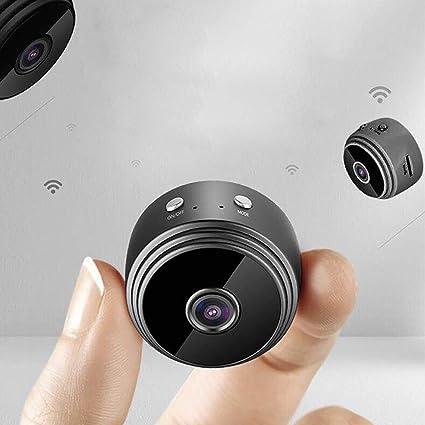 Cámara espía, AZX, Mini WiFi HD 1080P inalámbrica Cámaras espía Visión Nocturna Grabadora de