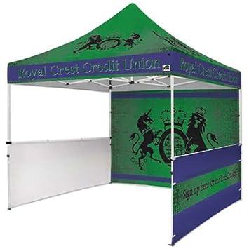 Premium 10x10 Ez Pop up Tent Craft Display Trade Show Instant Canopy Shelter Custom Printed Portable  sc 1 st  Amazon.com & Amazon.com : Premium 10x10 Ez Pop up Tent Craft Display Trade Show ...