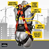 Guardian Fall Protection 11173 M-L Seraph